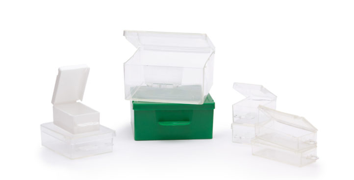 Plastic Molded Boxes