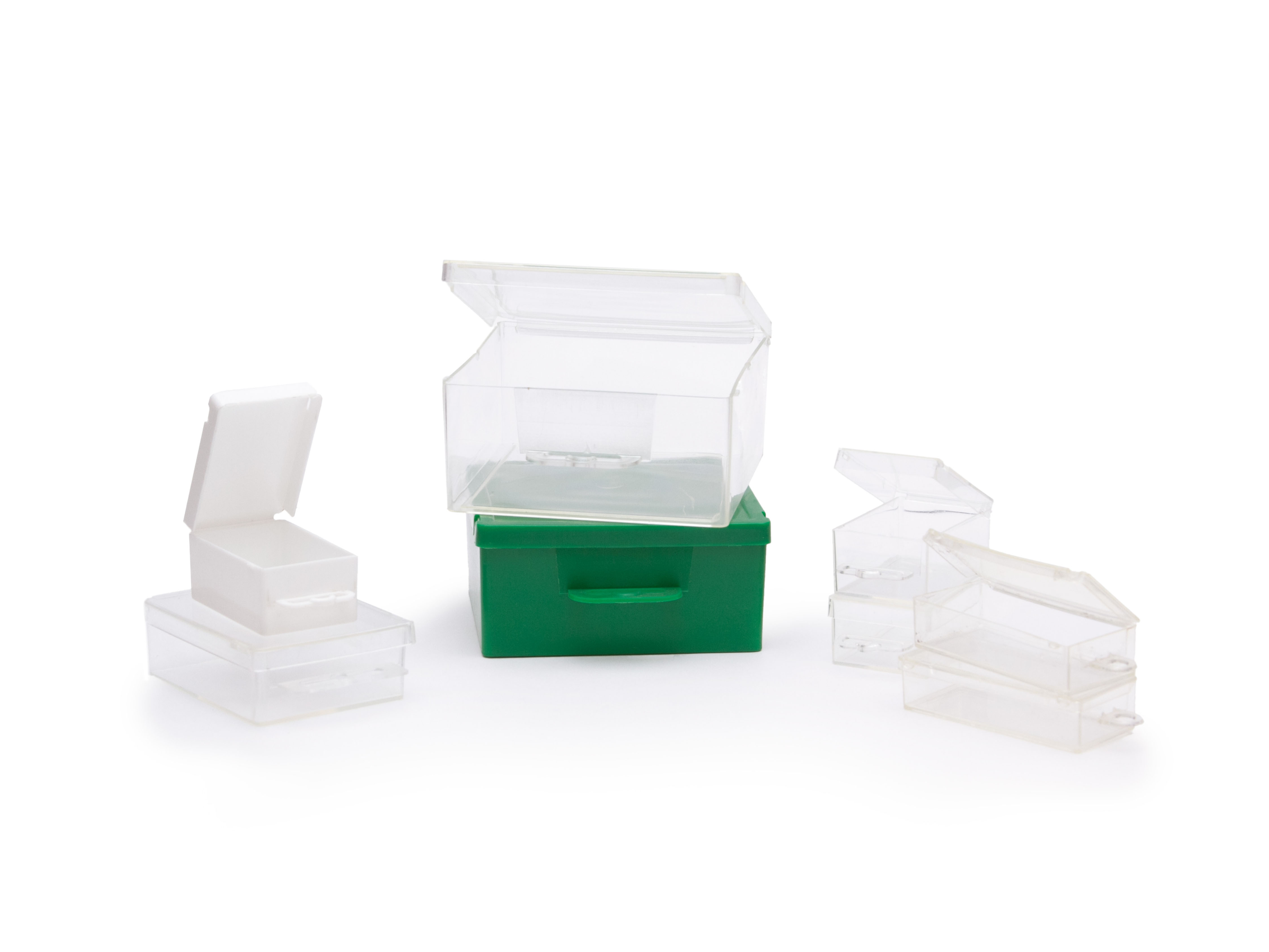 Plastic Molded Boxes – Stock or Custom Sizes | Nortic Inc